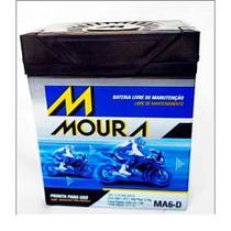 Bateria Automotiva Moura Moto MA6-D -