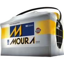 Bateria Automotiva Moura Polo Positivo Direito 60AH M60GD MFA -