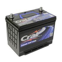 Bateria automotiva selada 90Ah polo positivo esquerdo - Asian Top Line - Cral