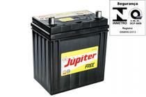 Bateria Automotiva Selada Jupiter 40ah 12v Honda Fit Com Prata - Júpiter