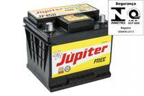 Bateria Automotiva Selada Jupiter 45ah 12v Com Prata - Júpiter