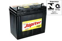 Bateria Automotiva Selada Jupiter 50ah 12v Honda Civic Com Prata - Júpiter