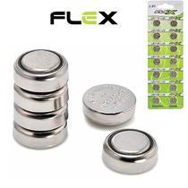 Bateria Botão 1.5v Alcalina FX-LR41- AG3 Un. - Flex