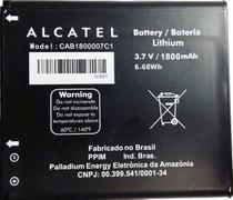 Bateria Cab1800007c1 Alcatel -