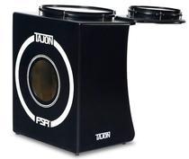 Bateria Cajón FSA Tajon Bass TAJ61 Black Mini Bateria Cajón Compacta Ótima Sonoridade - Fsa Cajóns