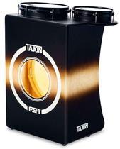 Bateria Cajón FSA Tajon Standard TAJ14 Sunburst Mini Bateria Cajón Kit Compacto com Ótima Sonoridade - Fsa Cajóns