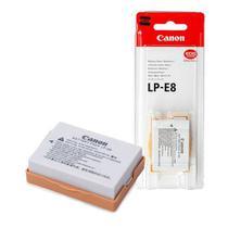 Bateria Canon Lp-E8 Para Canon Eos Rebel T2i, T3i, T4i E T5i -
