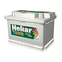 Bateria carro heliar branca 60 amperes sem manutenção 24 meses de garantia. -