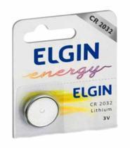 Bateria Cr2032 3v Elgin -