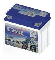 Bateria Cral Ytx5l-bs Clm5d Titan Fan 150 Biz 125 Xre 300 -