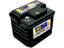 Bateria de Carro Moura Flooded Advanced - 48Ah 12V Polo Positivo MGE