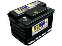Bateria de Carro Moura Flooded Advanced - 60Ah 12V Polo Positivo 60GD MGE -