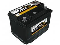 Bateria de Carro Zetta Flooded Advanced - 60Ah 12V Polo Positivo Direito Z60D MGE -