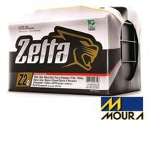 Bateria de Carro Zetta - Moura