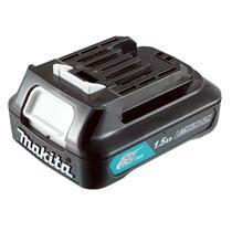 Bateria De Lítio 12v Max 1.5 Ah Cxt Slide Bl1016 - Makita -