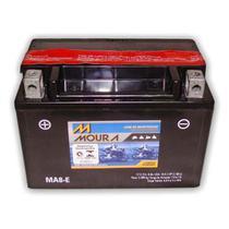 Bateria de Moto Moura Ytx9-bs 8ah 12v Selada ( Ma8-E ) -