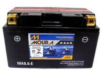 Bateria de Moto Moura Ytz10s 8,6ah 12v Selada (Ma8,6-E) -
