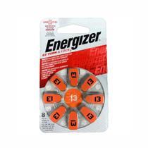 Bateria Energizer para Aparelho Auditivo 13 (8 Unidades) -