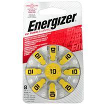 Bateria Energizer Pilha Audiologica AZ 10 Turn e Lock 38759 -