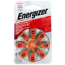 Bateria Energizer Pilha Audiologica AZ 13 Turn e Lock 38734 -