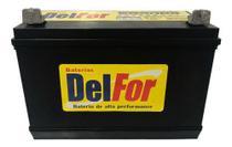 Bateria Estacionária 115ah 12v Nobreak Energia Solar Df2000 - Delfor