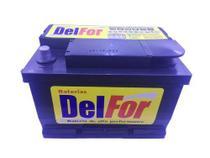 Bateria Estacionária Delfor 60ah 12v Nobreak Energia Solar -