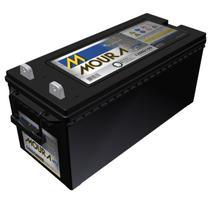 Bateria Estacionaria Moura 12v 165ah 12MN150 - Nobreak, Solar -