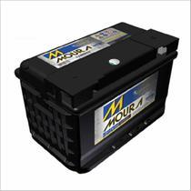 Bateria Estacionária Moura Nobreak 12V 63Ah 12MN63 Alarme Segurança Cerca Luz Pabx Energia Solar -