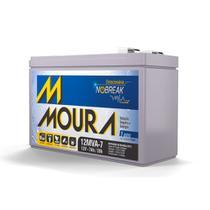 Bateria Estacionária para Nobreack Moura 12MVA-12 -