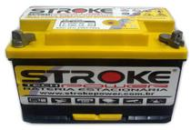 Bateria Estacionária Stroke Power Tech DF1300 80ah 12v -