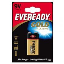 Bateria eveready gold 9v  Energizer -