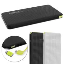 Bateria Extra Power Bank Pineng Original Slim 5000mah Usb - Marca