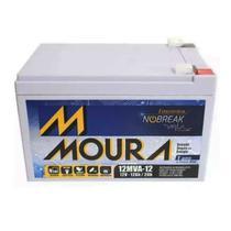 Bateria Gel Selada 12v 12ah - Moura No-break -