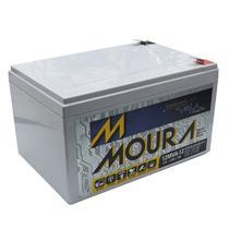 Bateria Gel Selada 12V 12ah Moura Nobreak -