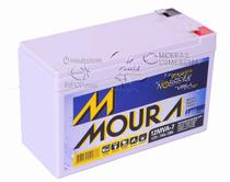 Bateria Gel Selada 12v 7ah - Moura No-break -
