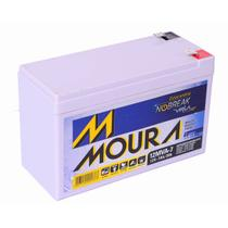 Bateria Gel Selada 12V 7ah - Moura No-break -