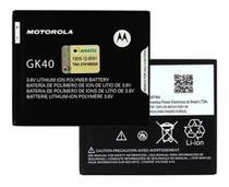 Bateria GK40 para Moto G4 Play e G5 XT1600 XT1672 E4 Plus -