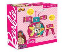 Bateria Infantil Barbie Glamourosa - Fun -