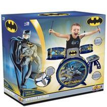 Bateria Infantil Batman Cavaleiro Das Trevas 80804 - Fun -