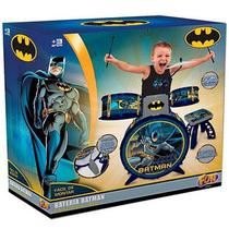 Bateria Infantil Batman Cavaleiro das Trevas FUN F0004-1 -