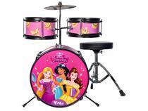 Bateria Infantil Disney Princesa 8 Peças - PHX