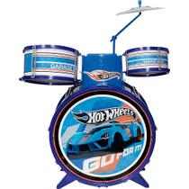 Bateria Infantil Hot Wheels 1774 - Fun