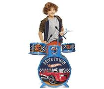 Bateria Infantil Hot Wheels 7273-4 Fun