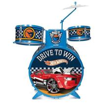 Bateria Infantil Hot Wheels - Fun Toys