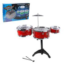 Bateria Infantil Musical Little Bands Junior - Art brink