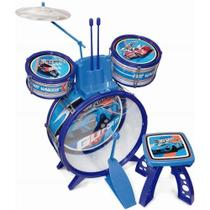 Bateria Infantil Radical Hot Wheels Fun 7273-4
