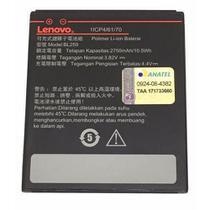 Bateria lenovo k5 k3 c2 bl259 plus 2750mah a6020 -