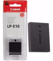 Bateria Lp-e10 Recarregável Canon Rebel T3 T5 T6 -
