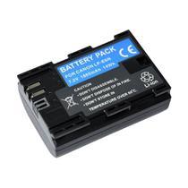 Bateria LP-E6N LP-E6 para câmera digital e filmadora Canon EOS Digital 5D Mark II, EOS 60D, EOS Digital 7D - para Canon