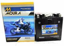 Bateria Moto Harley Davidson Street Glide Moura Ma30-d * -